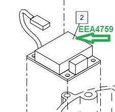 EEA4759 Высокочастотный блок - фото 7804