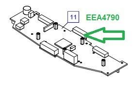 EEA4790 Плата - фото 7809