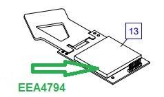 EEA4794 HF-модуль, в сборе - фото 7812