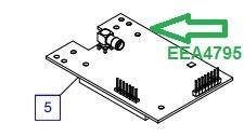 EEA4795 HF-модуль, в сборе - фото 7813