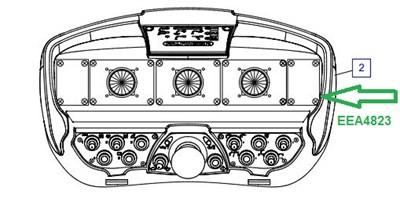 EEA4823 Портативный пульт управления - фото 7816