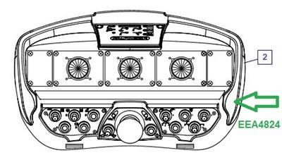 EEA4824 Портативный пульт управления - фото 7817