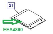 EEA4860 HF-модуль, в сборе - фото 7820