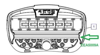 EEA5009A Портативный пульт управления - фото 7828