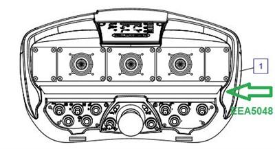 EEA5048 Портативный пульт управления - фото 7829