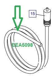 EEA5098 Антенный кабель - фото 7835