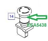 EEA5438 Кнопка аварийного отключения - фото 7836