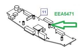 EEA5471 Плата - фото 7837