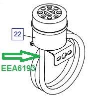 EEA6193 Звуковой сигнал - фото 7840