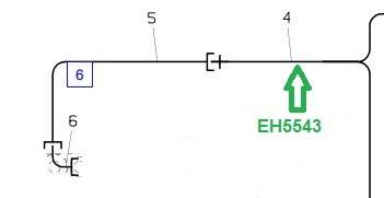 EH5543 Рукав - фото 7848