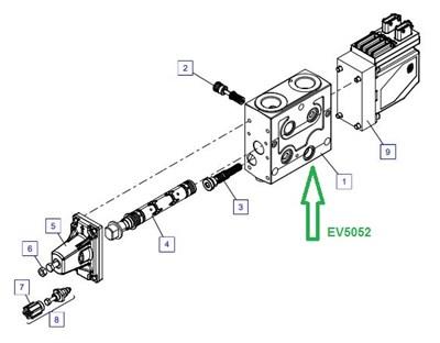 EV5052 Входной элемент - фото 7858