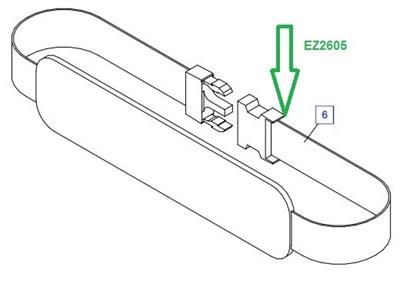 EZ2605 Поясной ремень - фото 7870