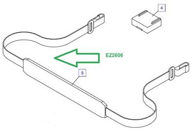 EZ2606 Шейный ремень - фото 7871