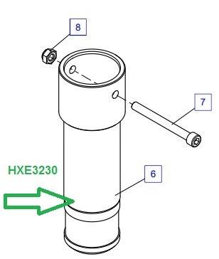 HXE3230 Удлинитель опоры - фото 7940