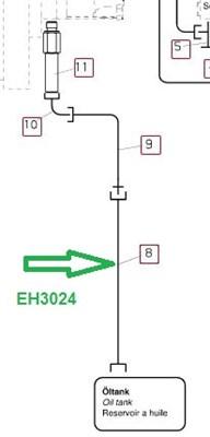 EH3024 Рукав - фото 7975