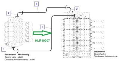 HLR10007 Трубопровод - фото 7998