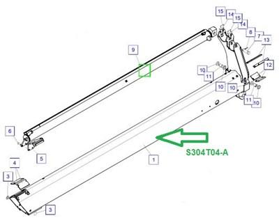 S304T04-A Секции телескопирования - фото 8028