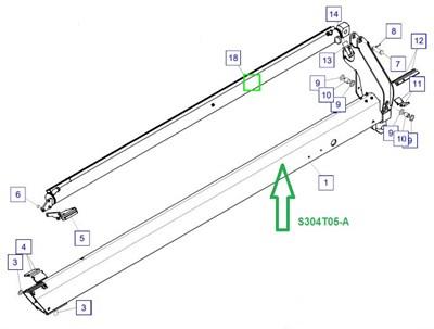 S304T05-A Секции телескопирования - фото 8029