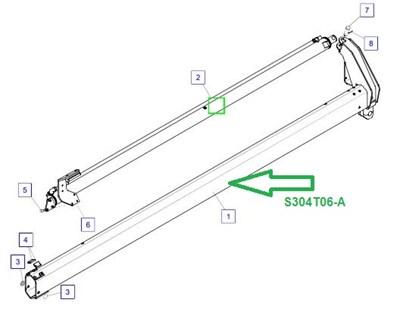 S304T06-A Секции телескопирования - фото 8030