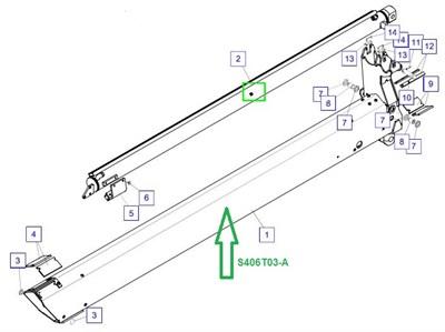 S406T03-A Секции телескопирования - фото 8047