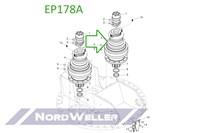 EP178A Редуктор поворота