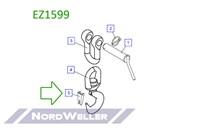 EZ1599 Защелка