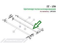 Цилиндр IТ150.220 UP3303X