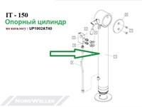 UP1902AT40 Опорный цилиндр
