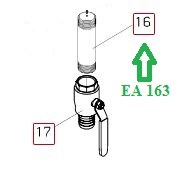 EA163 Соединительный штуцер