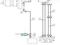 EA531 Тройник