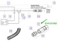 EV4107/080 Клапан