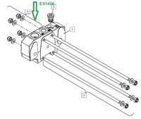ES1406 Анкерная шпилька в сборе (-элементов)