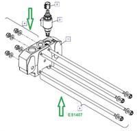 ES1407 Анкерная шпилька в сборе (-элементов)